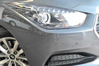 2015 Hyundai i40 VF4 Series II Active Tourer D-CT Grey 7 Speed Sports Automatic Dual Clutch Wagon.