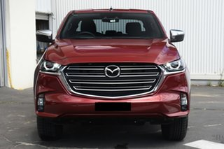 2021 Mazda BT-50 TFS40J GT Red Volcano 6 Speed Sports Automatic Utility