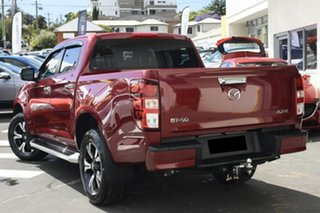 2021 Mazda BT-50 TFS40J GT Red Volcano 6 Speed Sports Automatic Utility.