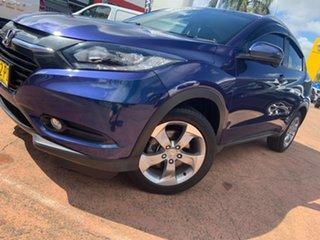 2015 Honda HR-V VTi-S Blue Continuous Variable Wagon.