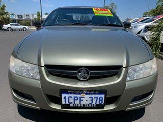 2006 Holden Commodore VZ MY06 Executive Green 4 Speed Automatic Sedan