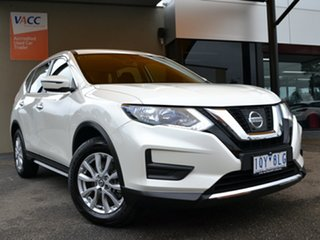 2020 Nissan X-Trail T32 Series II ST X-tronic 2WD White 7 Speed Constant Variable Wagon.