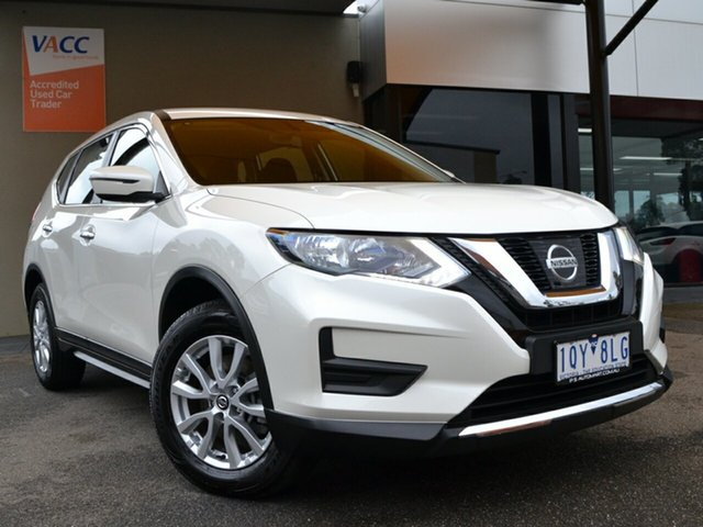Used Nissan X-Trail T32 Series II ST X-tronic 2WD Fawkner, 2020 Nissan X-Trail T32 Series II ST X-tronic 2WD White 7 Speed Constant Variable Wagon