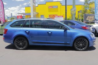 2016 Skoda Octavia NE MY16 Ambition DSG 110TSI Blue 7 Speed Sports Automatic Dual Clutch Wagon.