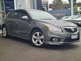 2012 Holden Cruze SRi-V Grey 6 Speed Automatic Liftback
