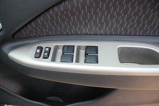 2010 Toyota Yaris NCP93R MY10 YRS Blue 4 Speed Automatic Sedan