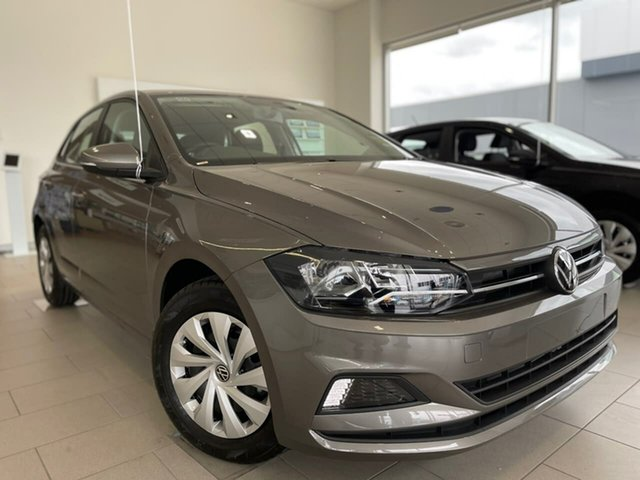 New Volkswagen Polo AW MY21 70TSI DSG Trendline Liverpool, 2020 Volkswagen Polo AW MY21 70TSI DSG Trendline Z1z1 7 Speed Sports Automatic Dual Clutch Hatchback