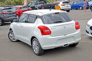 2020 Suzuki Swift AZ Series II GL Navigator White 1 Speed Constant Variable Hatchback.