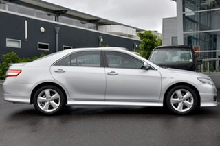 2011 Toyota Camry ACV40R Sportivo Silver 5 Speed Automatic Sedan.