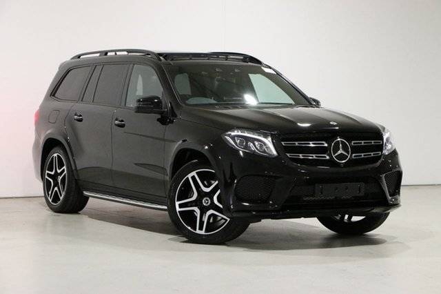 Used Mercedes-Benz GLS350d 4Matic X166 MY17 Bentley, 2017 Mercedes-Benz GLS350d 4Matic X166 MY17 Black 9 Speed Automatic G-Tronic Wagon