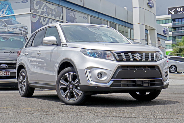 New Suzuki Vitara LY Series II Turbo 4WD Chandler, 2019 Suzuki Vitara LY Series II Turbo 4WD Silver 6 Speed Sports Automatic Wagon