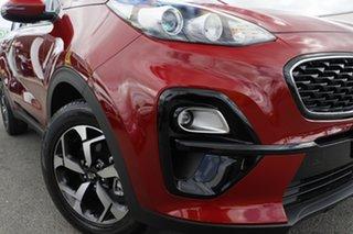 2019 Kia Sportage QL MY20 S 2WD Fiery Red 6 Speed Sports Automatic Wagon.