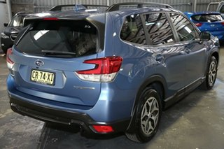 2018 Subaru Forester S5 MY19 2.5i CVT AWD Blue 7 Speed Constant Variable Wagon