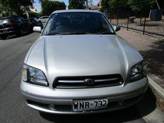 2001 Subaru Liberty MY02 Heritage (AWD) Gold 4 Speed Automatic Sedan