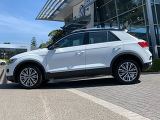 2020 Volkswagen T-ROC A1 MY21 110TSI Style Black 8 Speed Sports Automatic Wagon