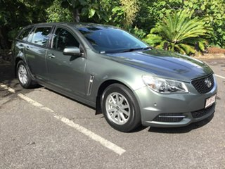 2015 Holden Commodore VF MY15 Evoke Sportwagon Grey 6 Speed Sports Automatic Wagon.