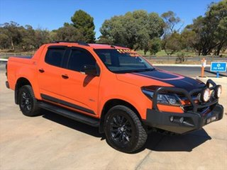 2019 Holden Colorado RG MY19 Z71 Pickup Crew Cab Orange 6 Speed Sports Automatic Utility.