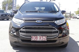 2015 Ford Ecosport BK Trend PwrShift Shadow Black 6 Speed Sports Automatic Dual Clutch Wagon