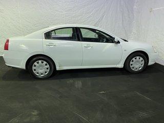 2006 Mitsubishi 380 DB White 5 Speed Sports Automatic Sedan