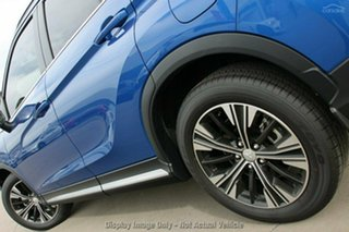 2020 Mitsubishi Eclipse Cross YA MY20 Exceed 2WD Lightning Blue 8 Speed Constant Variable Wagon