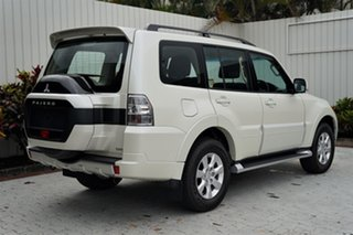 2020 Mitsubishi Pajero NX MY21 GLX Warm White 5 Speed Sports Automatic Wagon