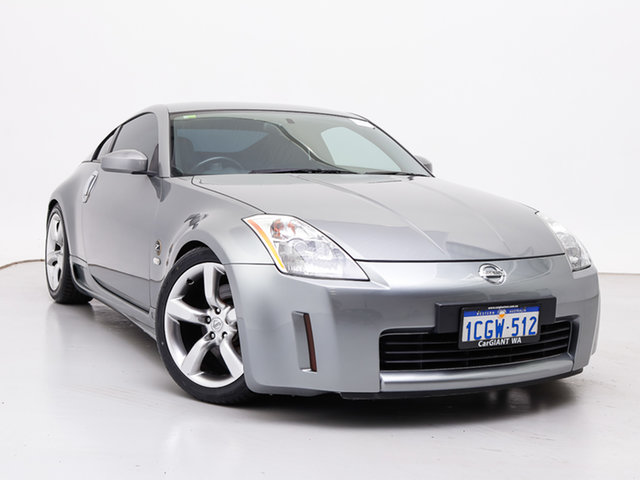 Used Nissan 350Z Z33 MY05 Upgrade Touring, 2005 Nissan 350Z Z33 MY05 Upgrade Touring Grey 6 Speed Manual Coupe