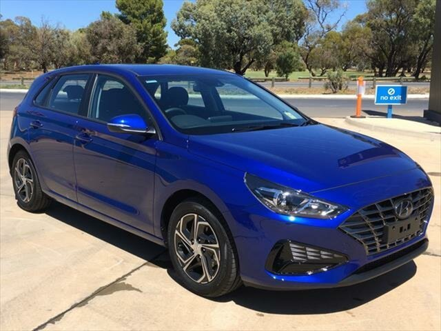New Hyundai i30 PD.V4 MY21 Berri, 2020 Hyundai i30 PD.V4 MY21 Intense Blue 6 Speed Sports Automatic Hatchback