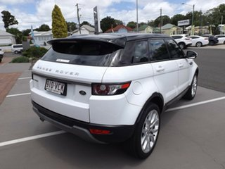 2014 Land Rover Range Rover Evoque L538 MY14 Pure Tech 9 Speed Sports Automatic Wagon