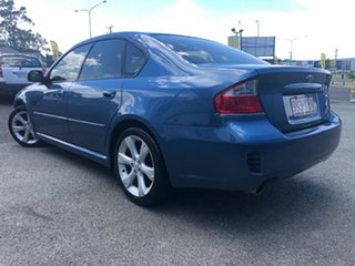 2008 Subaru Liberty B4 MY08 AWD Blue 4 Speed Sports Automatic Sedan