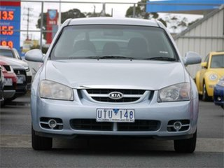 2006 Kia Cerato LD EX Blue Manual Hatchback.