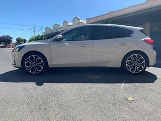 2019 Ford Focus SA 2020.25MY Active Frozen White 8 Speed Automatic Hatchback