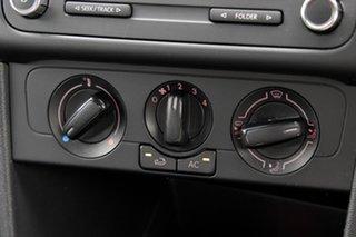 2012 Volkswagen Polo 6R MY12.5 Trendline White 5 Speed Manual Hatchback
