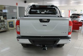 2020 Nissan Navara D23 S4 ST-X Brilliant Silver 7 Speed Sports Automatic Utility.