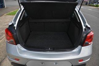 2013 Holden Cruze JH MY13 SRi V Silver 6 Speed Manual Hatchback