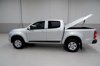2015 Holden Colorado RG MY15 LS Crew Cab 4x2 Silver 6 Speed Sports Automatic Utility