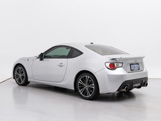 2013 Toyota 86 ZN6 GTS Silver, Chrome 6 Speed Auto Sequential Coupe