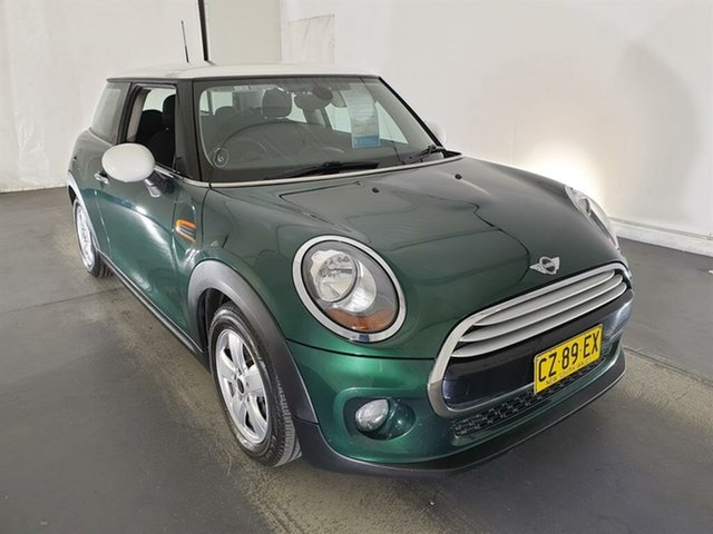 Used Mini Hatch F56 Cooper Maryville, 2014 Mini Hatch F56 Cooper Green 6 Speed Manual Hatchback