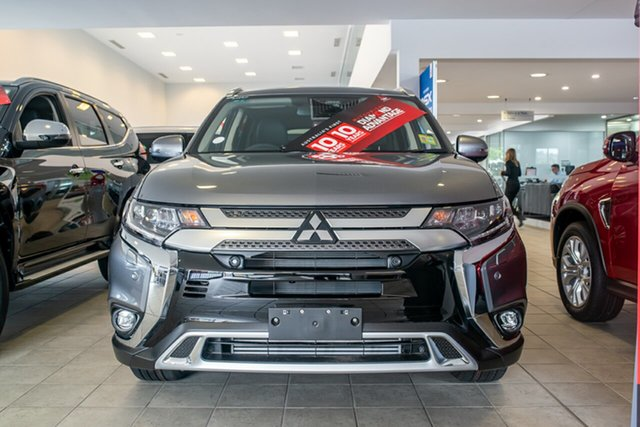 Demo Mitsubishi Outlander ZL MY20 Exceed AWD Phillip, 2020 Mitsubishi Outlander ZL MY20 Exceed AWD Titanium 6 Speed Sports Automatic Wagon