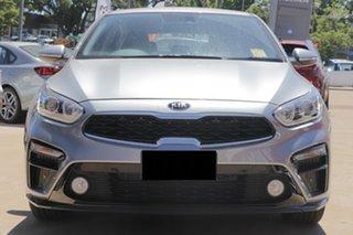 2020 Kia Cerato BD MY21 Sport Steel Grey 6 Speed Sports Automatic Hatchback