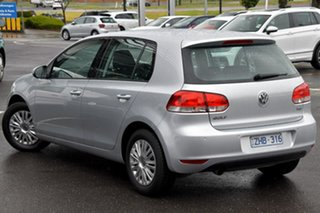 2012 Volkswagen Golf VI MY12.5 77TSI DSG Silver 7 Speed Sports Automatic Dual Clutch Hatchback.