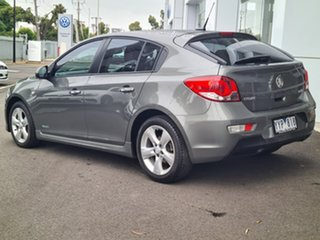2012 Holden Cruze SRi-V Grey 6 Speed Automatic Liftback.