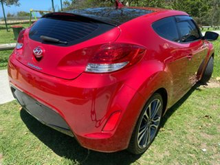 2015 Hyundai Veloster FS5 Series II Coupe D-CT Red 6 Speed Sports Automatic Dual Clutch Hatchback