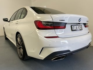 2020 BMW 3 Series G20 M340i Steptronic xDrive Pure Alpine White 8 Speed Sports Automatic Sedan