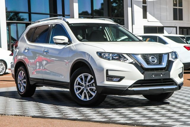 Used Nissan X-Trail T32 Series II ST-L X-tronic 2WD Attadale, 2020 Nissan X-Trail T32 Series II ST-L X-tronic 2WD Ivory Pearl 7 Speed Constant Variable Wagon