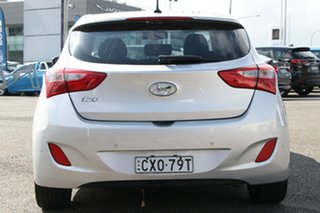 2015 Hyundai i30 GD3 Series II MY16 Premium Silver 6 Speed Sports Automatic Hatchback