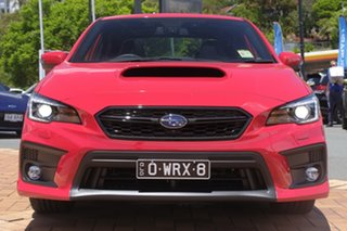 2020 Subaru WRX V1 MY21 Premium Lineartronic AWD Pure Red 8 Speed Constant Variable Sedan
