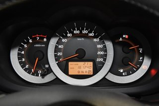 2006 Toyota RAV4 ACA33R Cruiser L Silver 4 Speed Automatic Wagon