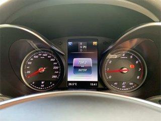 2016 Mercedes-Benz GLC-Class X253 GLC250 Black Sports Automatic Wagon