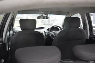 2012 Hyundai i20 PB MY12 Active Grey 4 Speed Automatic Hatchback