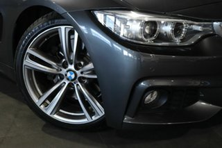 2014 BMW 4 Series F32 428i M Sport Grey 8 Speed Sports Automatic Coupe.